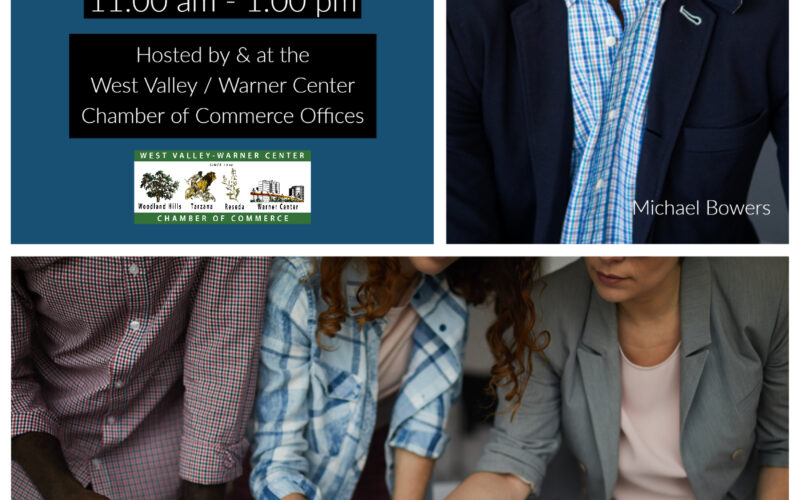 West Valley~Warner Center Chamber of Commerce Cyber Risk Management Workshop